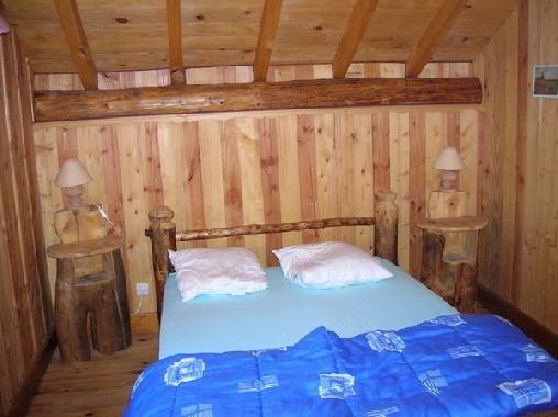 Chambre d'hote Haute-Saône - Chalet les Perrigueys au plateau des 1000 etangs, Chambres d`Hôtes Miellin (70)