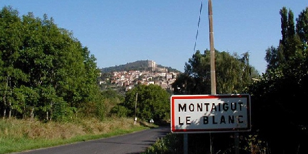 Le Prieuré Le Prieure, Chambres d`Hôtes Montaigut Le Blanc (63)