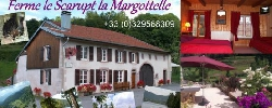 Bed and breakfast Ferme le Scarupt