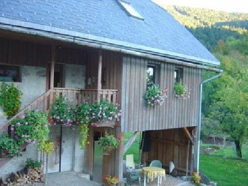 Le Chant de l'Eau, Chambres d`Hôtes Le Sappey En Chartreuse (38)