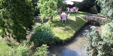 Moulin de Saussaye Moulin de Saussaye, Chambres d`Hôtes L'Ile Bouchard (37)