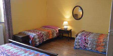 Location de vacances Maison Louberes > Maison Louberes, Chambres d`Hôtes Bellocq (64)