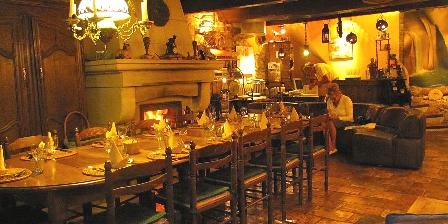 Bed and breakfast La Table du Bonheur > The livingroom
