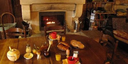 Bed and breakfast La Table du Bonheur > Breakfast