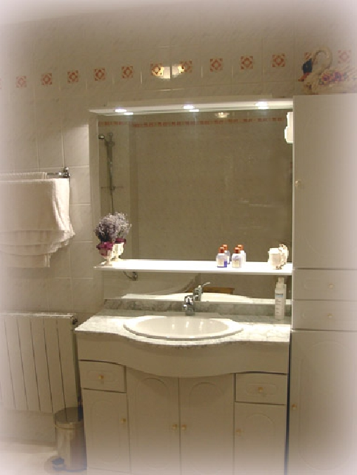 Salle de bains `Olive`
