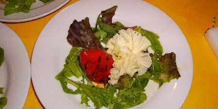 Bed and breakfast La Table du Bonheur > Fine Dining