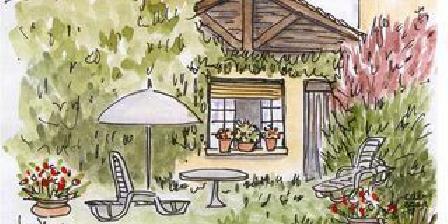 Le Sol Del Pech  Aux Gites Du Sol Del Pech en Quercy Perigord, Gîtes Carlucet (46)