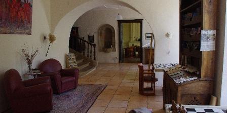 Château de Roquetaillade L'entrée du château