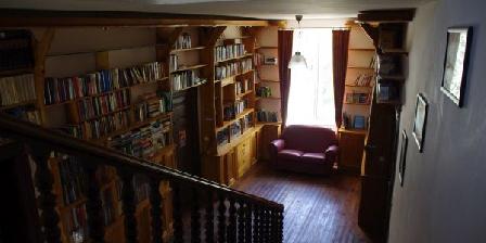 Château de Roquetaillade Bibliothèque