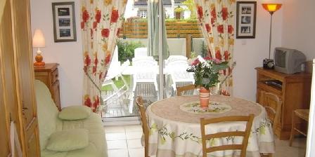 Les maisons des Lilas Gîtes bretagne morbihan les gîtes des lilas, Gîtes Plougoumelen (56)