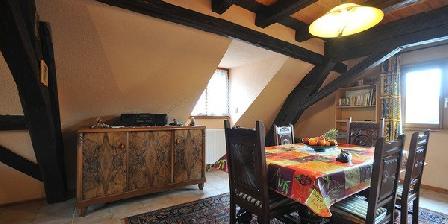 Gîte du Vieux Tilleul  Gîte du vieux tilleul à Bergheim, Gîtes Bergheim (68)