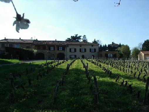 Gîte de la Vieille Vigne, Chambres d`Hôtes Nuelles (69)