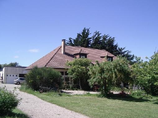 Le Clos de la Mielle, Chambres d`Hôtes Baubigny (50)