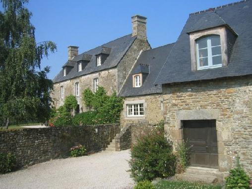 Domaine de Belleville, Chambres d`Hôtes Dragey (50)
