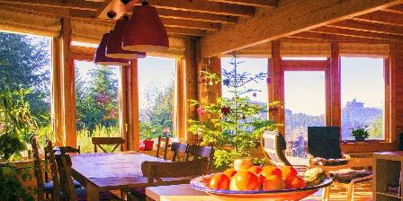 Nid de la Bergeronnette Gite Séquoia Nid de la Bergeronnette Phalsbourg Dabo Wangenbourg