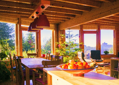 Chambre d'hote Moselle - gite Séquoia Nid de la Bergeronnette Phalsbourg Dabo Wangenbourg