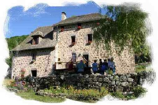 Chambres d'Hotes Caizac, Chambres d`Hôtes Saint Etienne De Carlat (15)