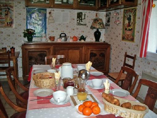 Chambre d'hote Marne - Chez l'Auvergnate et le Champenois, Chambres d`Hôtes Saint Martin D'Ablois (51)