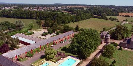Chambre d'hotes Domaine Du Logis > Domaine Du Logis, Chambres d`Hôtes La Chapelle Aux Filtzmeens (35)