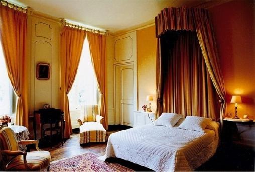 Chambre d'hote Manche - Château de Boucéel, Chambres d`Hôtes Vergoncey (50)
