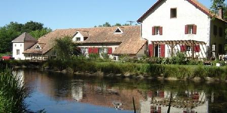Le Moulin Le Moulin, Chambres d`Hôtes Saubrigues (40)