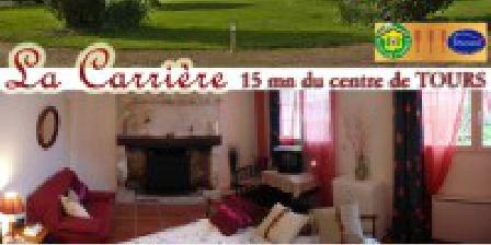 La Carrière La Carrière, Chambres d`Hôtes Charentilly (37)