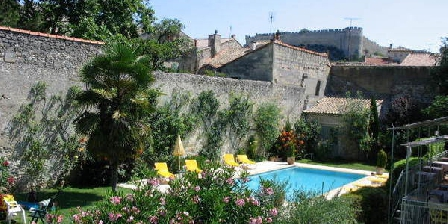 Les Jardins de la Livrée Les Jardins de la Livrée, Chambres d`Hôtes Villeneuve Lez Avignon (30)
