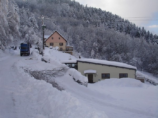 Auberge de Montagne Kébespré, Chambres d`Hôtes Lapoutroie (68)