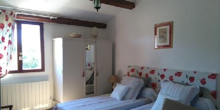 Le Clos de la Cigalière Chambre à l'étage climatisée avec 2 lits simple