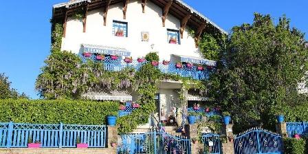 La Maison Bleue La Maison Bleue, Chambres d`Hôtes Souvans (39)