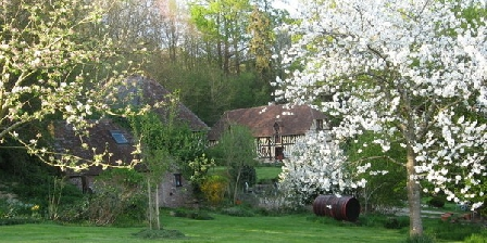 La Boursaie  La Boursaie - Cider Farm Cottages, Chambres d`Hôtes Livarot (14)