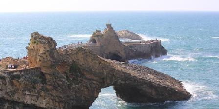 La Musica à  Anglet Le Rocher de la Vierge à Biarritz (64)