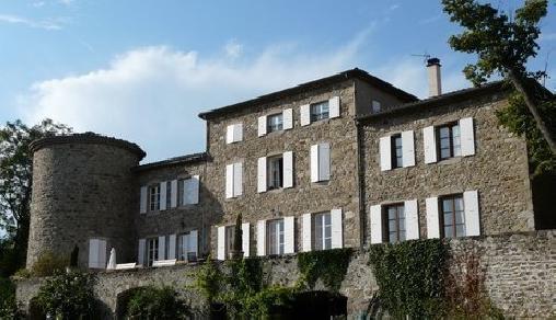 La Rivoire, Chambres d`Hôtes Saint Julien Molin Molette (42)