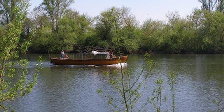 Le Bord de l'Eau Le Bord de l'Eau, Chambres d`Hôtes Sainte Terre (33)