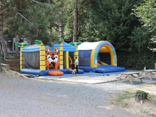 Camping L'Escapade, Gîtes Cahagnolles (14)