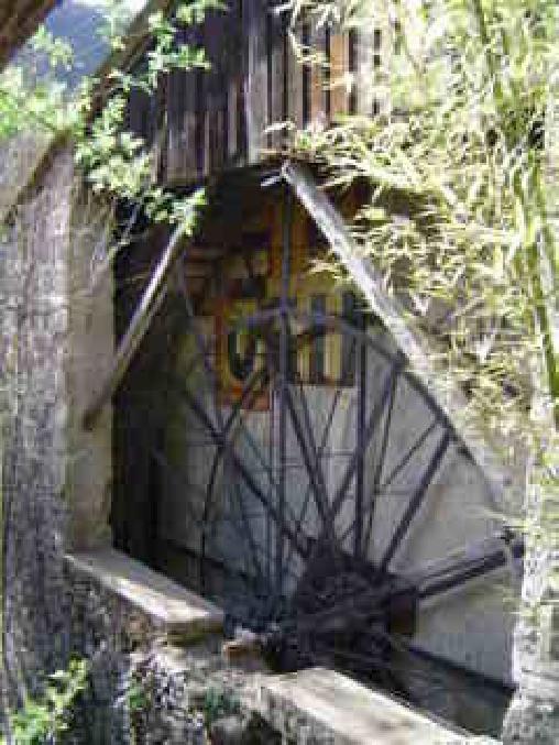 Chambre d'hote Alpes Maritimes - Le Moulin des Lucioles, Gîtes Utelle (06)