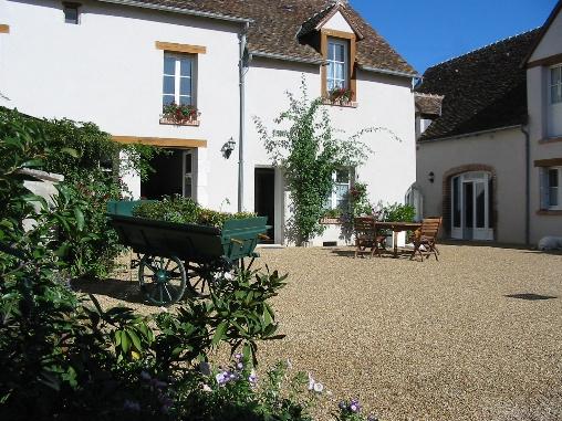 Chambre d'hote Loir-et-Cher - Les Salamandres, Chambres d`Hôtes Montlivault (41)