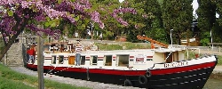 Bed and breakfast Péniche Béatrice