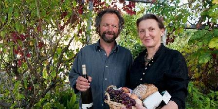 Domaine Klur Clément Escapade nature sur un domaine viticole, Chambres d`Hôtes Katzenthal (68)