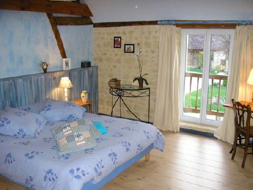 Chambre d'hote Orne - La Maison Pervenche, Chambres d`Hôtes BOECE (61)