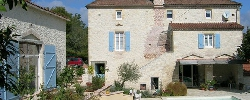Bed and breakfast Les Granges Bleues