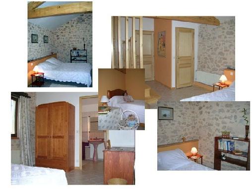 Chambre d'hote Lot - Les Granges Bleues, Chambres d`Hôtes Espère (46)