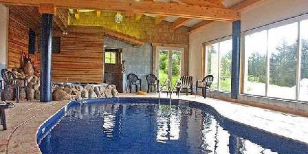 Aux Gémeaux Vacances chalet 5* , piscine Gérardmer Vosges France, Gîtes Gérardmer (88)