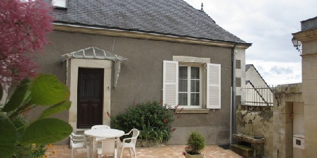 Gite Pavillon des Roses > Pavillon des Roses, Gîtes Nazelles-Negron (37)