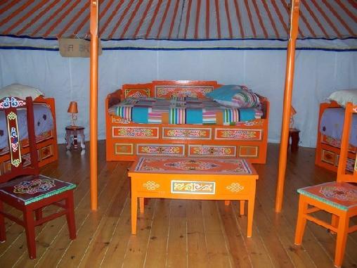 Chambres d'hôtes - le Pré Karvain, Chambres d`Hôtes COUDDES (41)