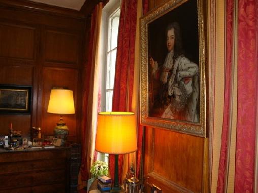 La Charterie, Chambres d`Hôtes Saint Aubin De Scellon (27)