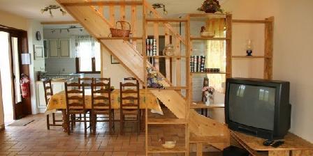 Chez Gigi et Michel Petite maison dans les Vosges (88), Chambres d`Hôtes Senones (88)