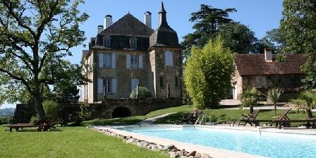 Chateau de La Grèze Chateau de La Grèze, Chambres d`Hôtes Brivezac (19)