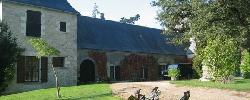 Chambre d'hotes [Domaine du Château de Paulmy]