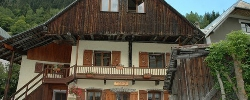Bed and breakfast Chalet La Grolle